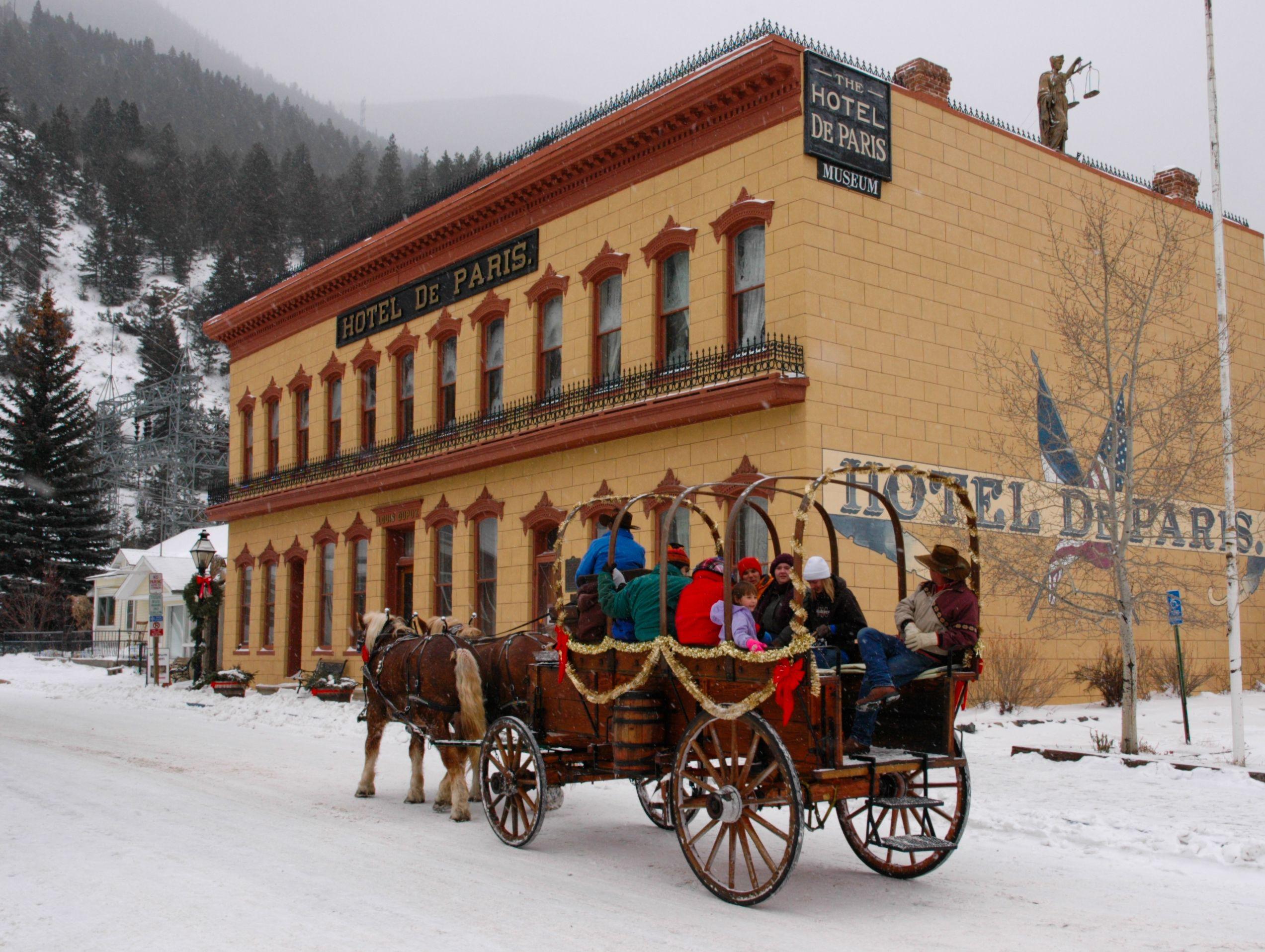 Annual Georgetown Christmas Market Hotel De Paris Museum