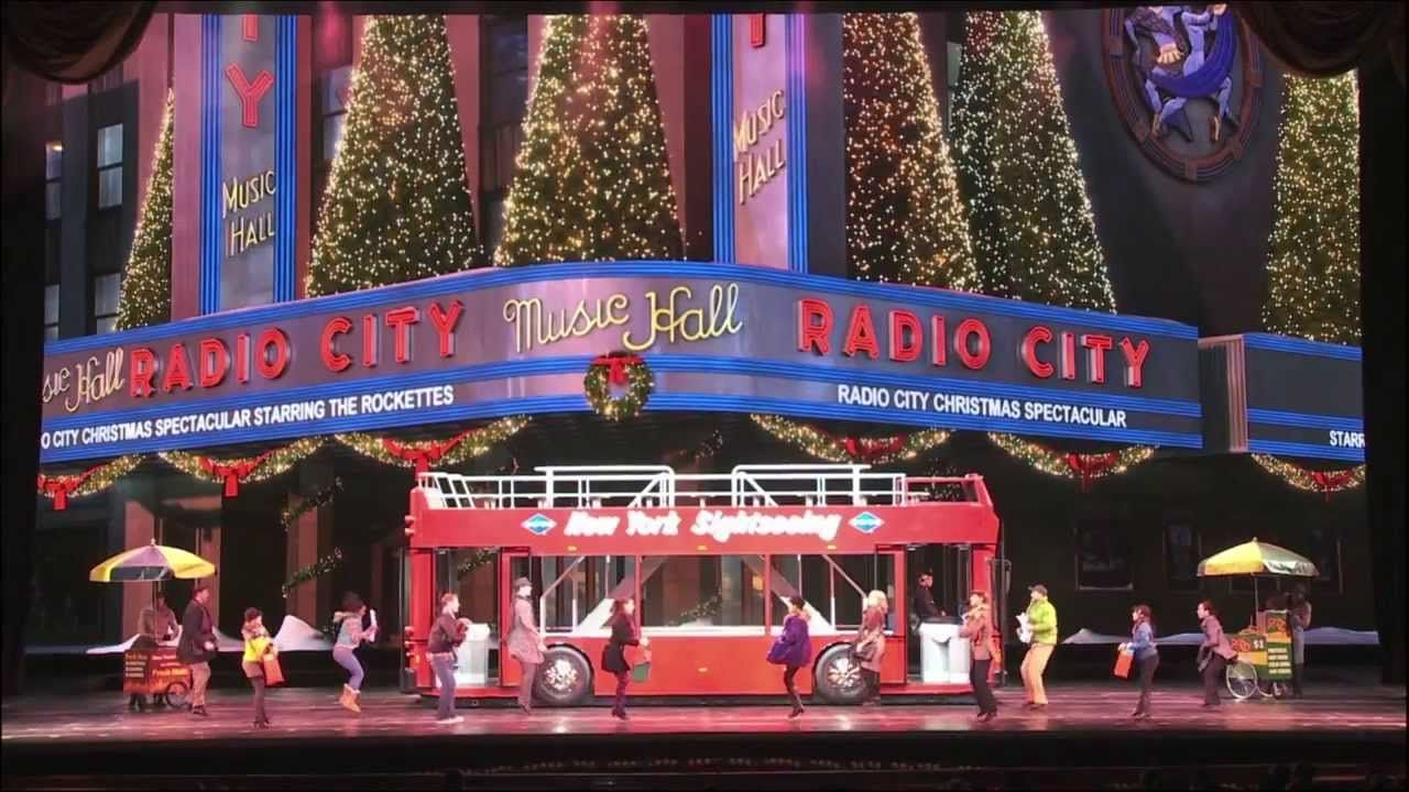 Watch a sneak peek of the Radio City Christmas Spectacular starring ...