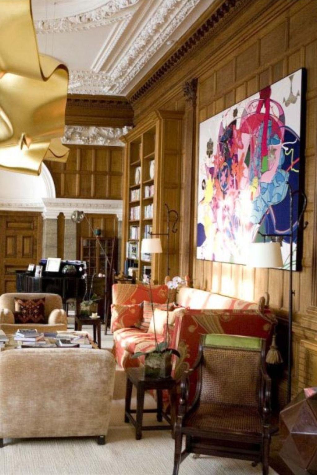 Robert Couturier Prestige And Innovation Interior Design