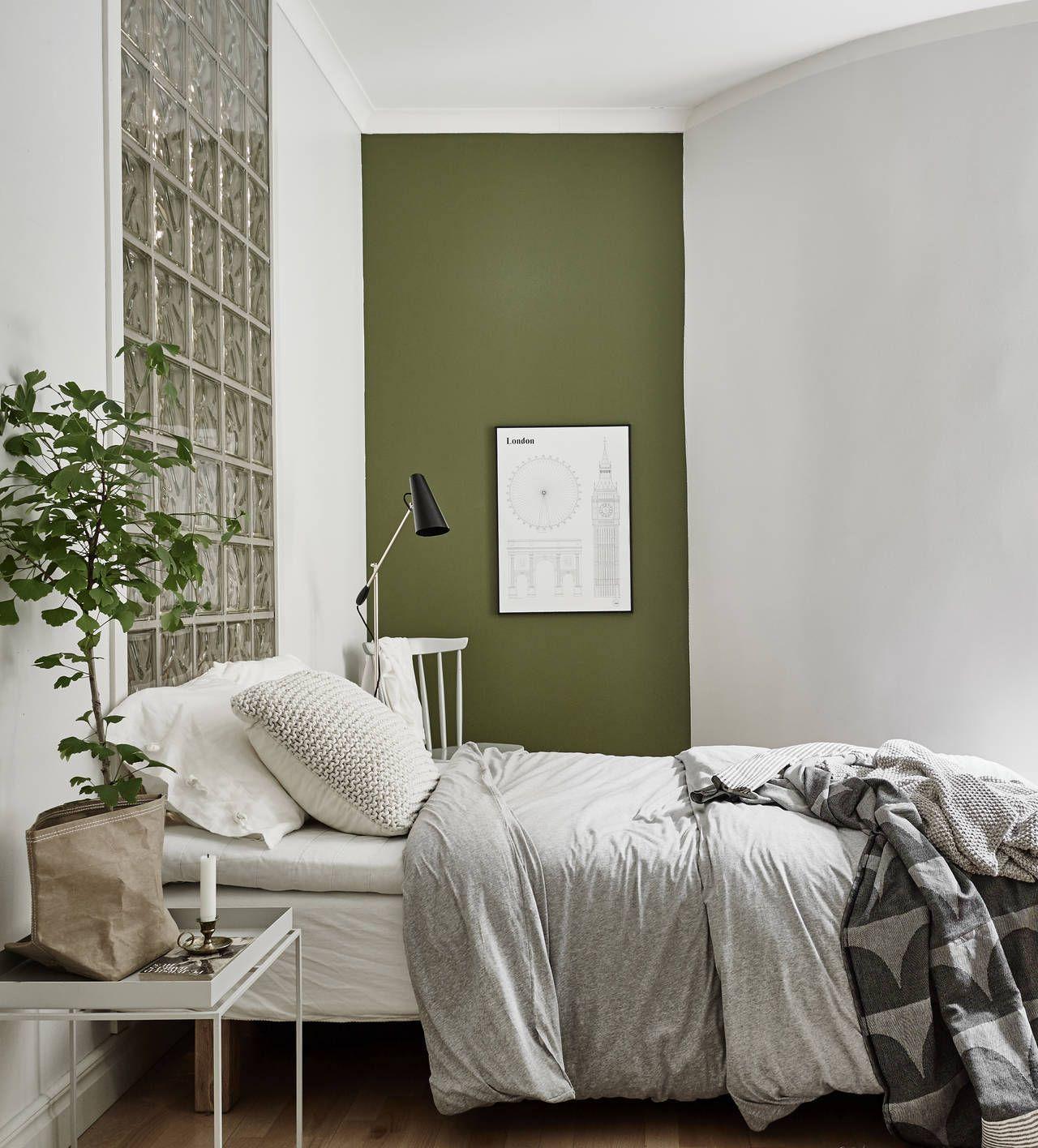 Colori Per La Camera home with grey and green | arredamento d'interni, interni e