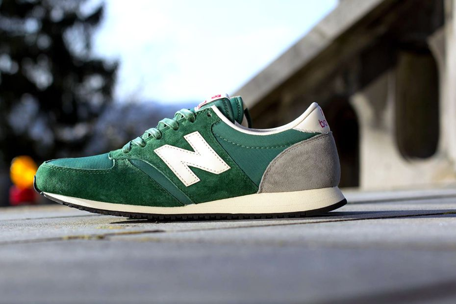 new balance 420 forest green