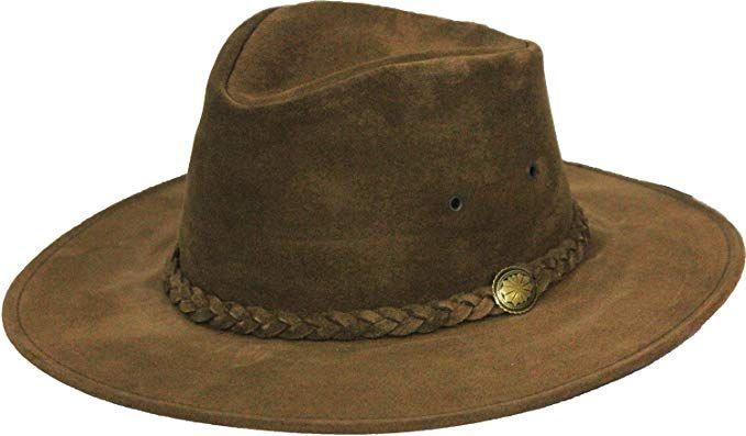 69eed78e Henschel Men's Crusher Walker Hat, Brown, Small   Best Accessories ...