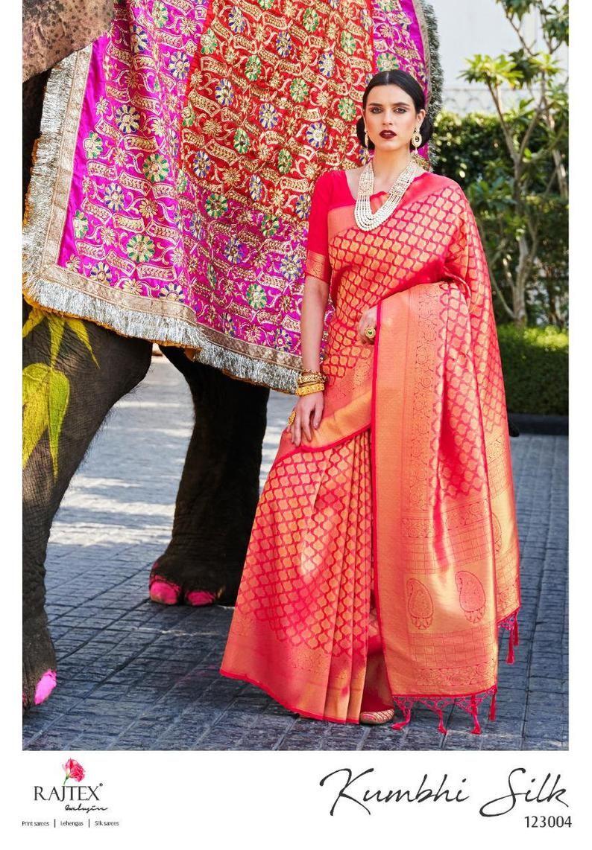 Beautiful Banarsi Silk saree With Unstitched Running Blouse for women Wedding wear Party wear Festive Wear sari