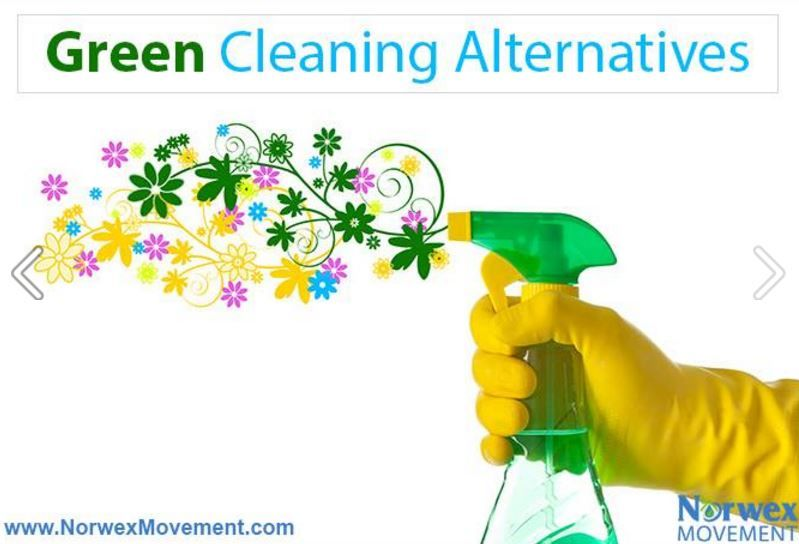 Norwex Green Cleaning products