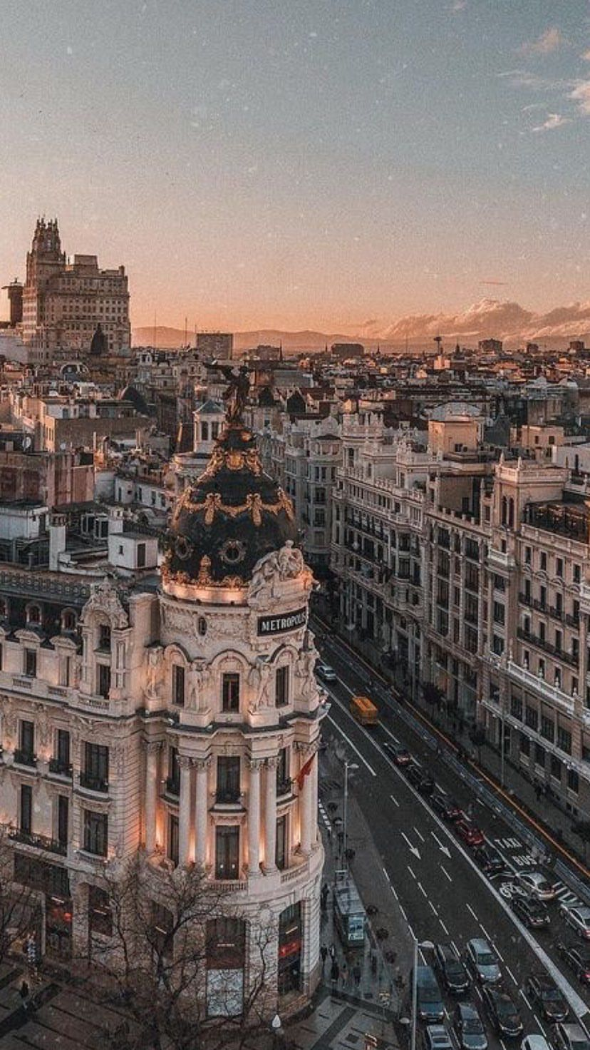 Pin By Ashley On Wallpapers In 2020 Travel Destinations Photography Madrid Spain Travel City Aesthetic