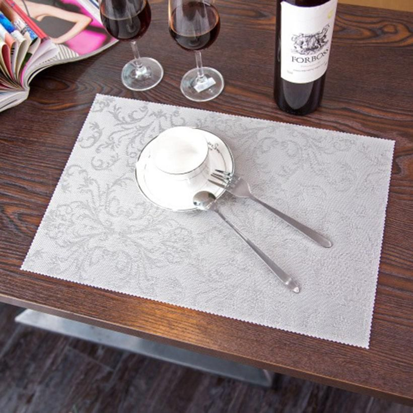 Creative Placemat For Luxury Home Unique Placemats Placemats Luxury Homes