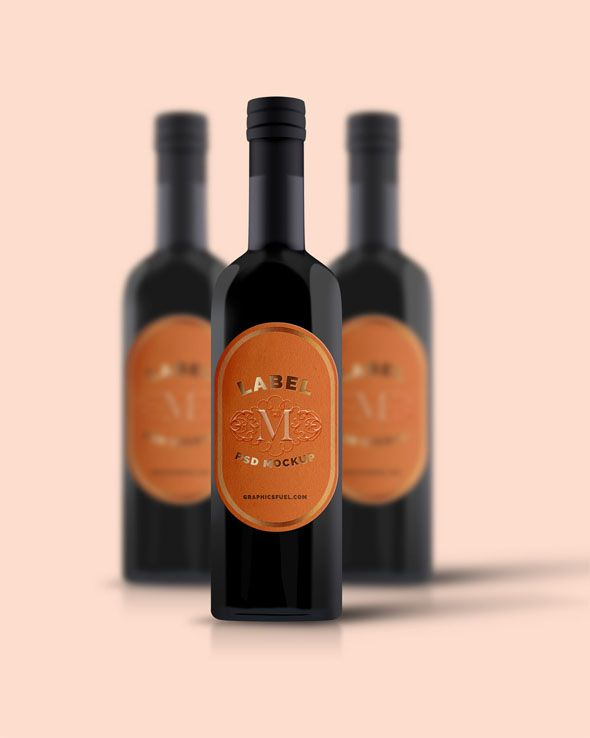 20+ Best Wine Bottle Mockup PSD Free \ Premium Download Mockup - free wine bottle label templates