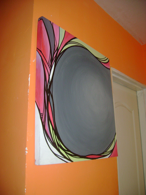 acrilico sobre lienzo