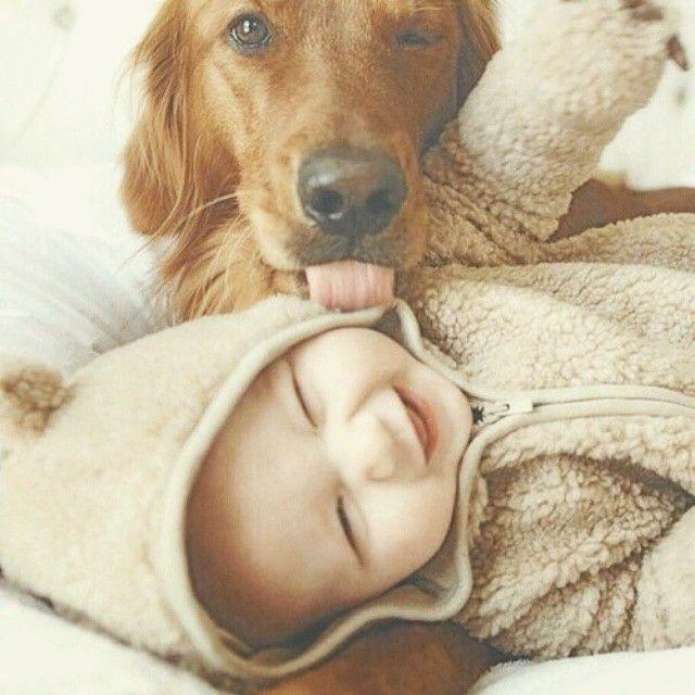 #baby #dog