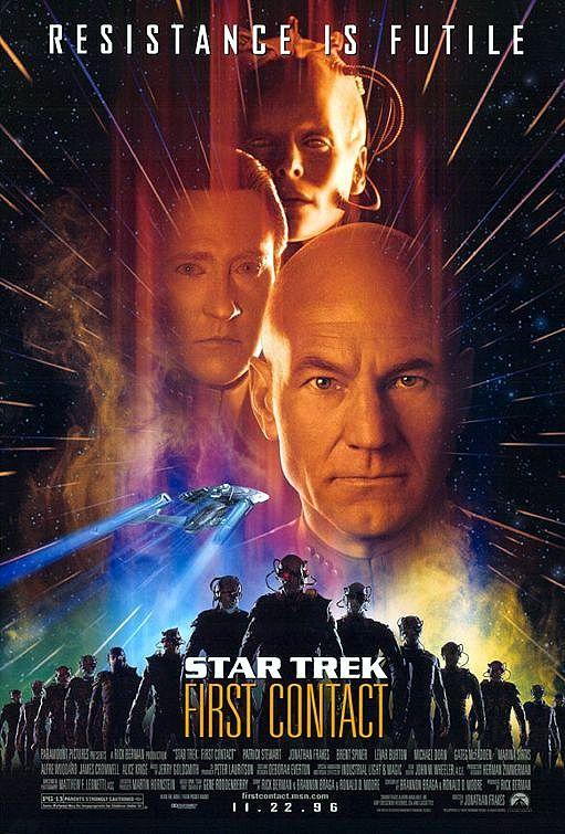 Star Trek First Contact (VIII)