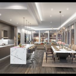 Penthouse With Images 3d Architectural Visualization Quality