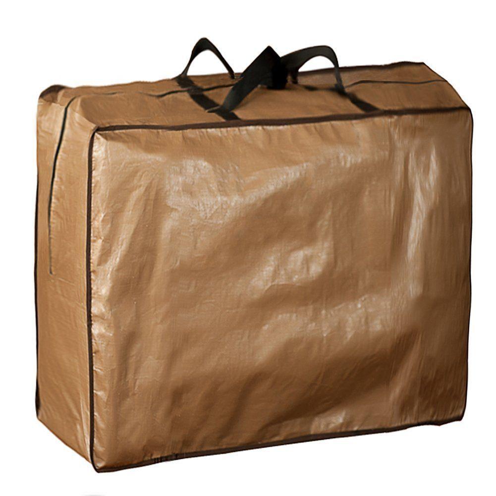 Abba Patio Outdoor Square Protective Zippered Patio Cushion Cover Storage  Bag (32u0027u0027L