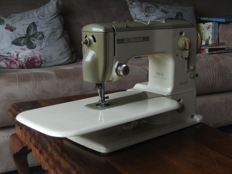 Bernina Record 530-2 | Sewing machine, Vintage sewing ...