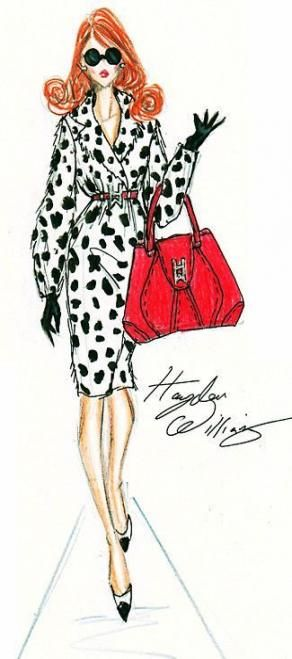 Fashion sketches figure hayden williams 31+ Ideas #fashion