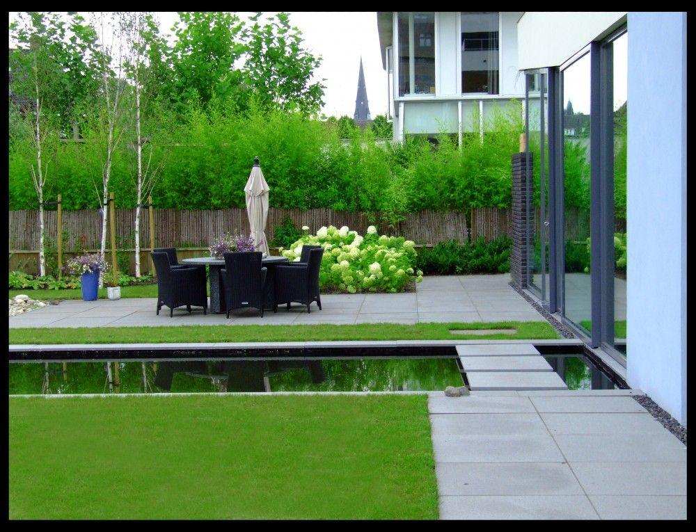 Weerspiegelen Passie voor Tuinen Tuin, Voordeur, Ramen