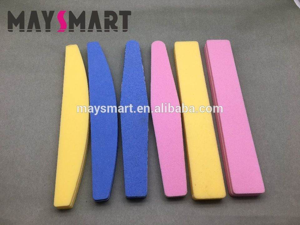 Buffer Files Burnishing Stick Buffing Sanding Block File Manicure ...