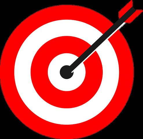 Target Arrow Bulls Eye Bullseye Marke Internet Marketing Digital Marketing Marketing