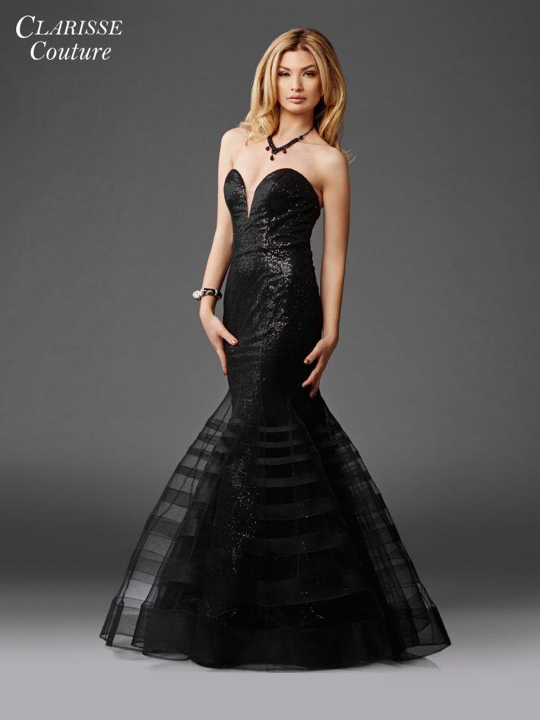 Black rose elegant prom dress prom pinterest prom