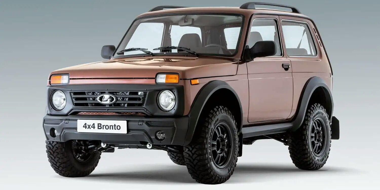 Lada Niva Bronto 4x4 Niva Suv 4x4