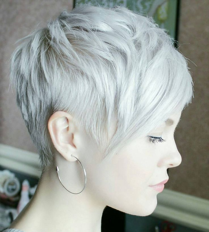 50 Trendsetting Short And Long Pixie Haircut Styles Cutest Of Them All Short Pixie Pixie Haircut For Thick Hair Haircut For Thick Hair Longer Pixie Haircut