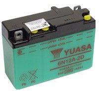 Yuasa 6N12A-2D Motorcycle Batteries