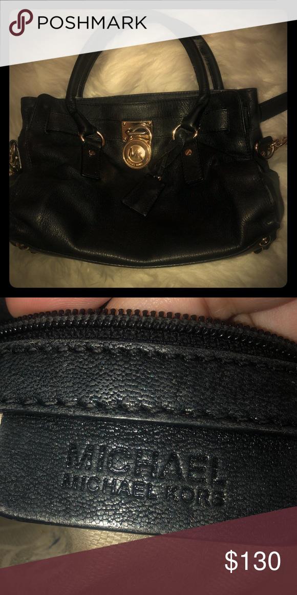 7d3699e64d52 Michael Kors bag Used but still in okay shape. Not too big