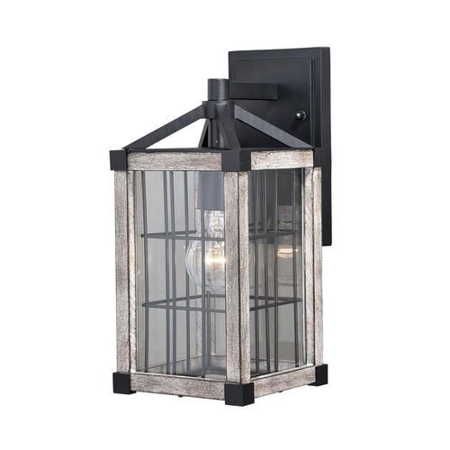 Patriot Lighting® Elegant Home Levon Weathered Grey Faux ... on Patriot Outdoor Living id=17673