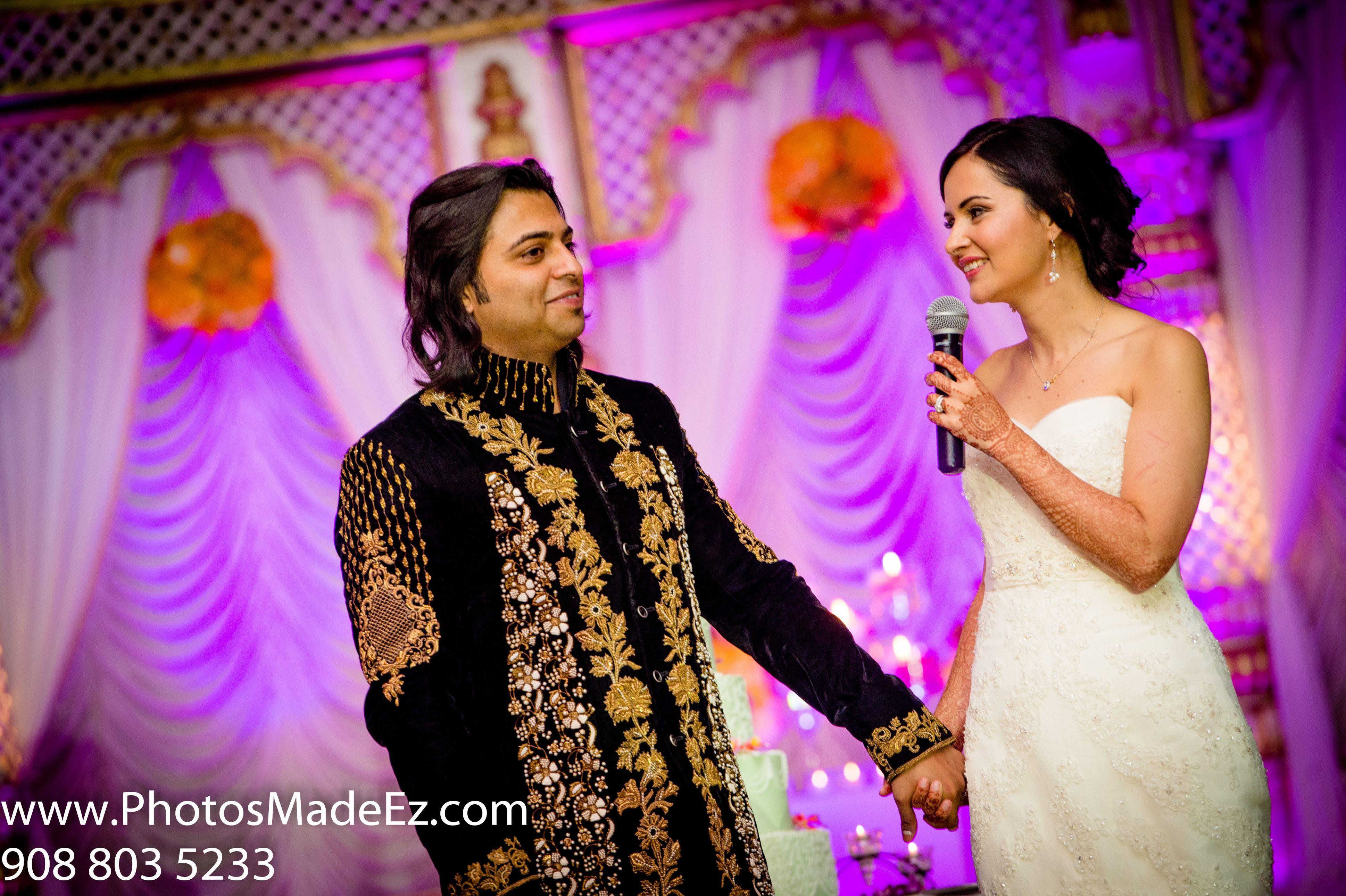 Wedding Reception Photo In Interfaith Wedding In Dovers Down Casino