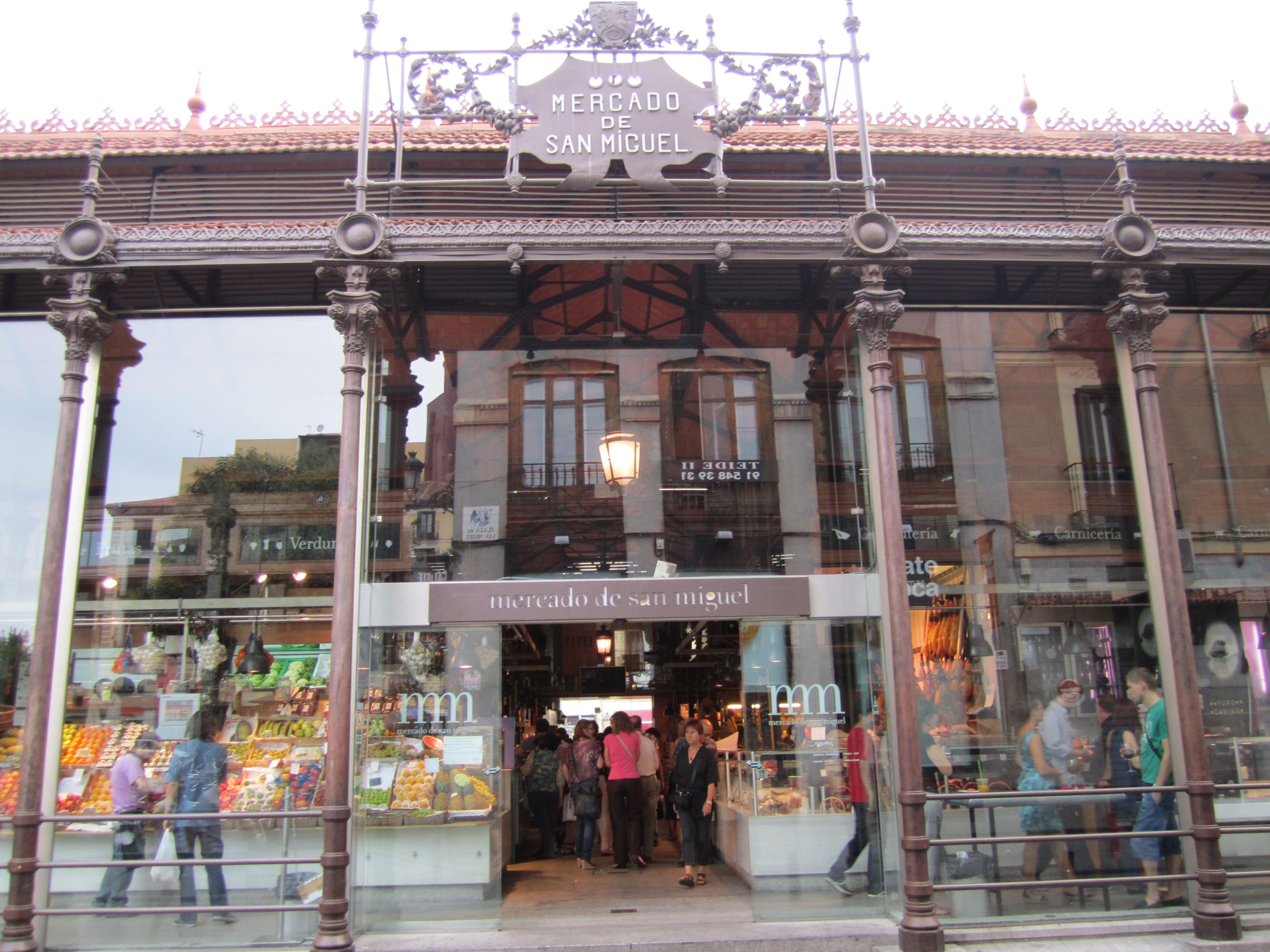 Mercado de San Miguel, Madrid Places, Favorite places