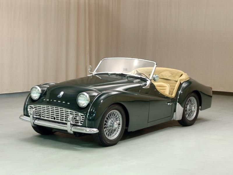 Are You Trying To Find Triumph Tra Values The Hagerty Classic - Classic car valuation
