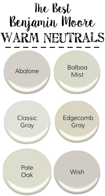 The Best Neutral Paint Colors Neutral Paint Colors