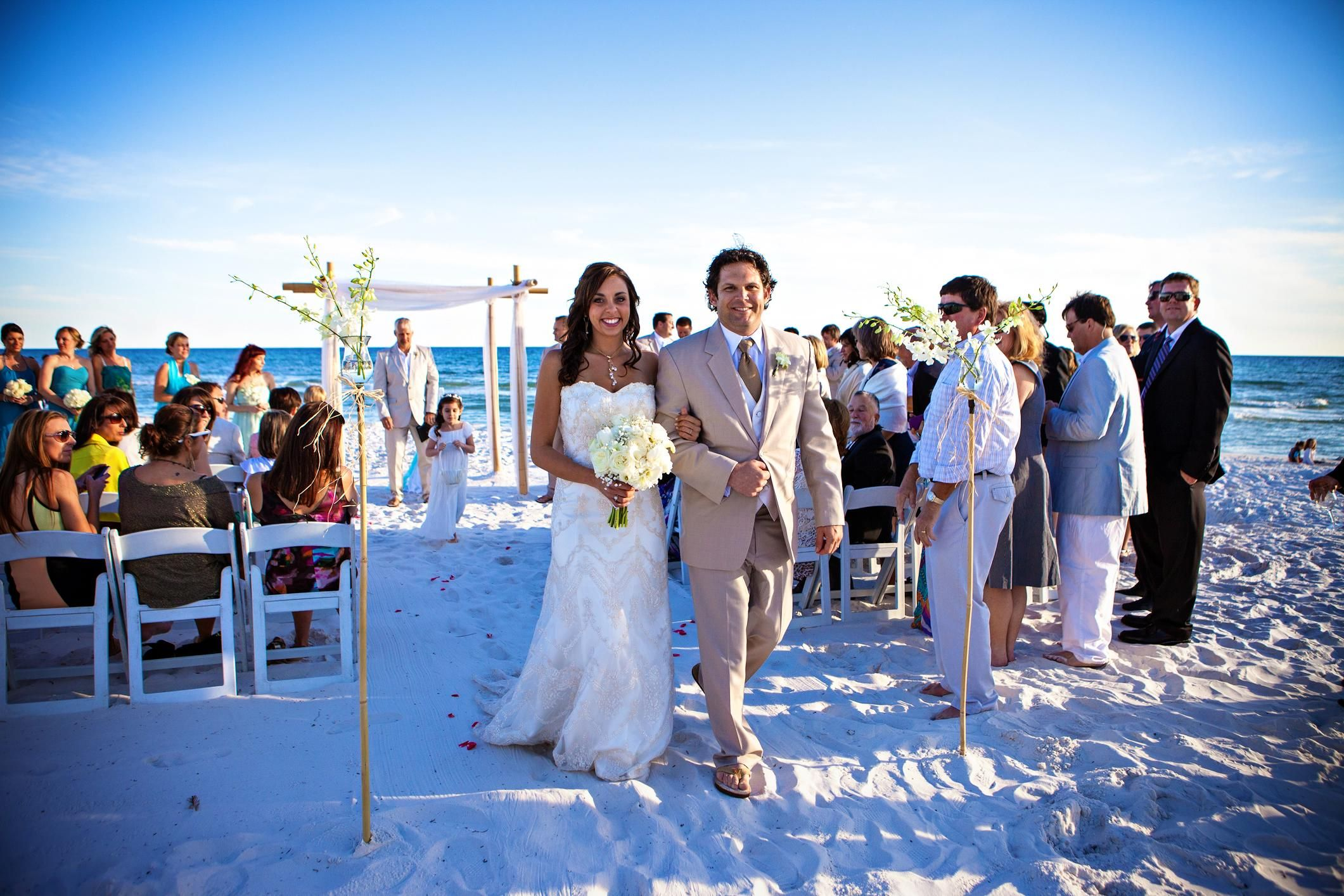 Our Destin Wedding Planners Have Been Planning Weddings For Years With Couples From All Across The