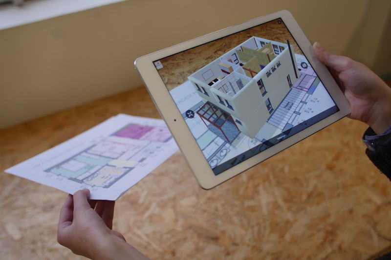 Augment Augmented Reality Sketchup Extension Warehouse