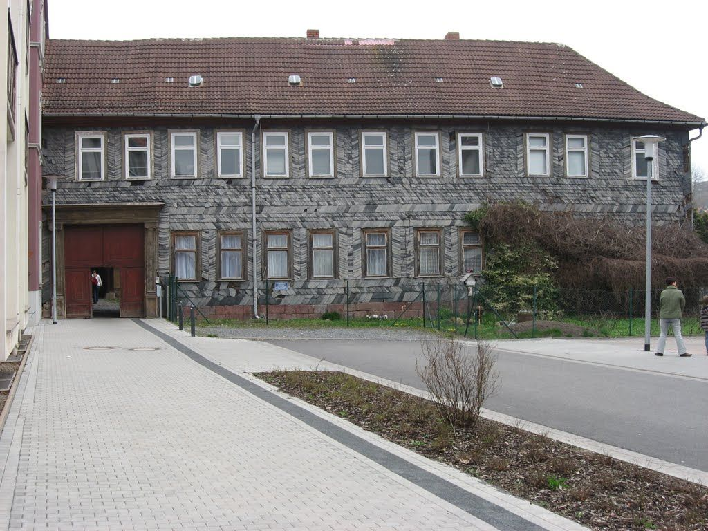 Nordhausen, Behringstraße