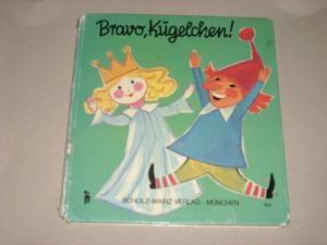 gebrauchtes Buch – Schachenmeier, Hanna und Schreiber, Irene – Bravo, Kügelchen!