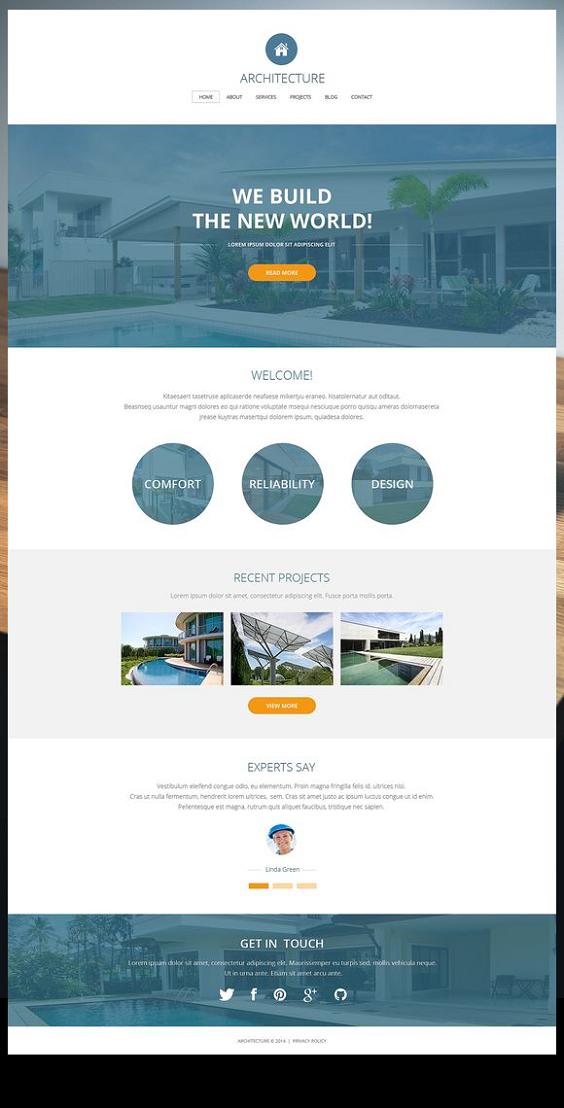 Construction Company Responsive Website Template 48396 Construction Website Construction Website Templates Portfolio Website Design
