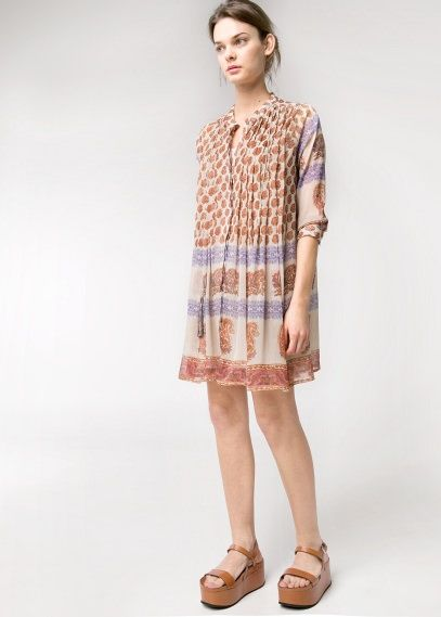 Schickes Hippiekleid Looking Good Hippie Kleid Kleider Hippie