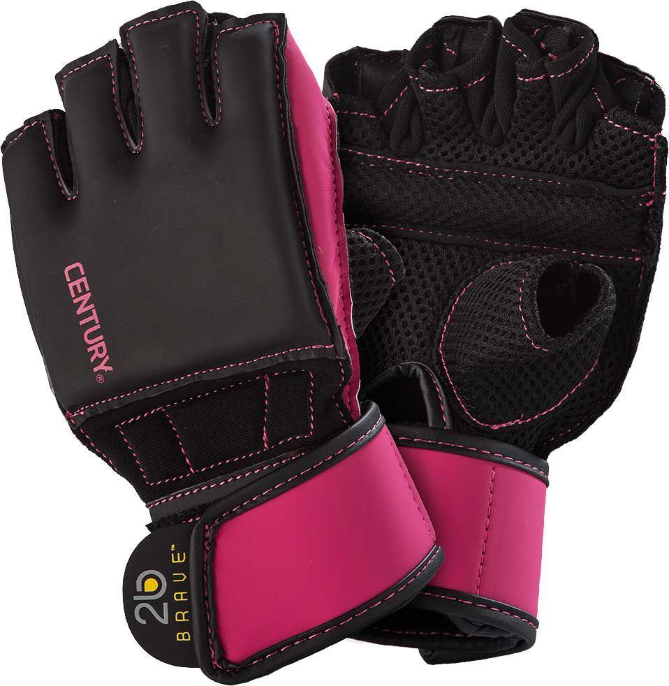 Large/X-Large Black/Grey Century Brave Neoprene Bag Gloves Sports ...