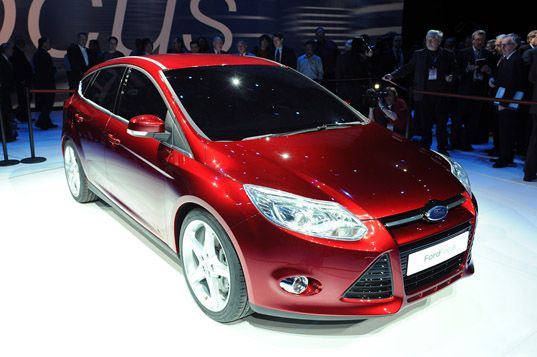 New 2011 Ford Fusion Hybrid Pictures