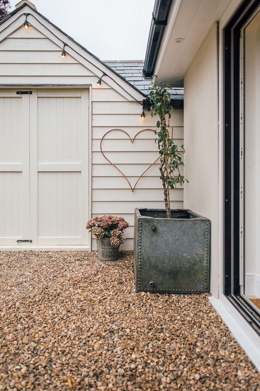 rvk_loves Garden Makeover | our new house | Garden makeover, Painted