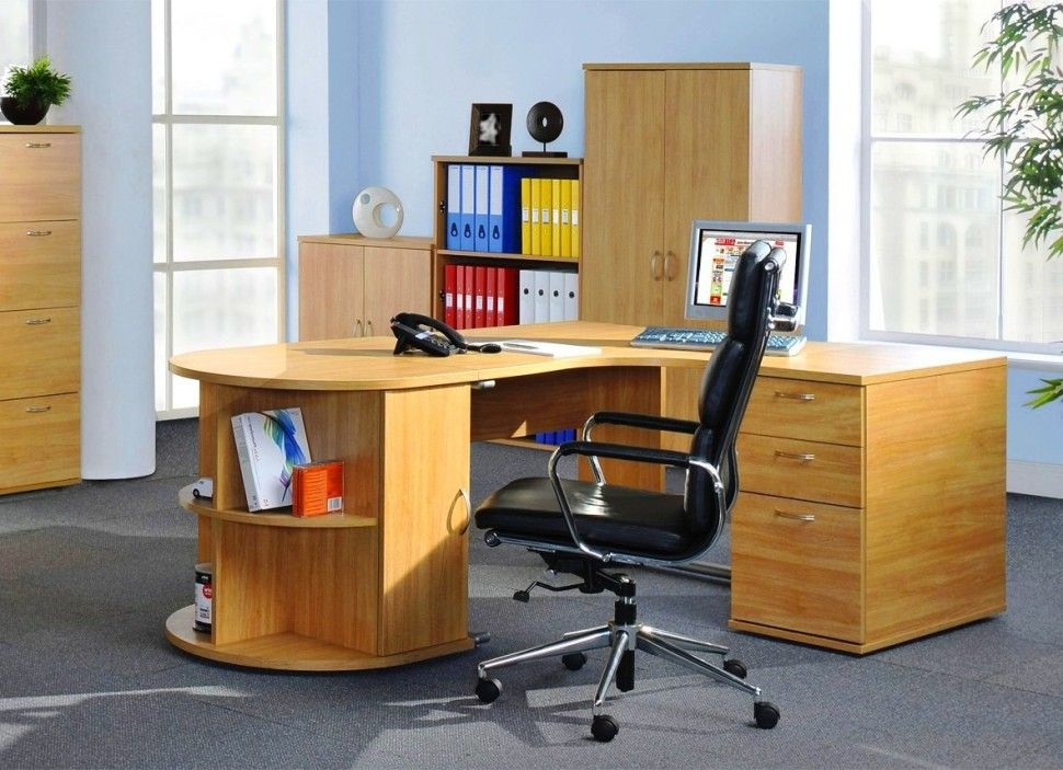 DecorationWonderful Office Tables Furniture With Fascinating Solid Custom Solid Wood Home Office Furniture Set Decoration