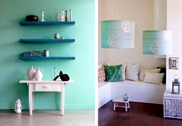 Wall Color Mint Green Gives Your Living Room A Magical Flair Living Room Wall Color Green Walls Living Room Home
