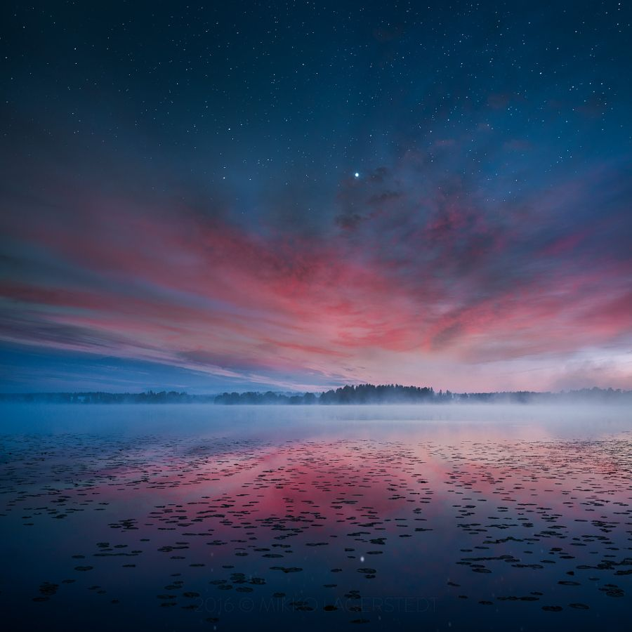 Red Night by Mikko Lagerstedt #xemtvhay