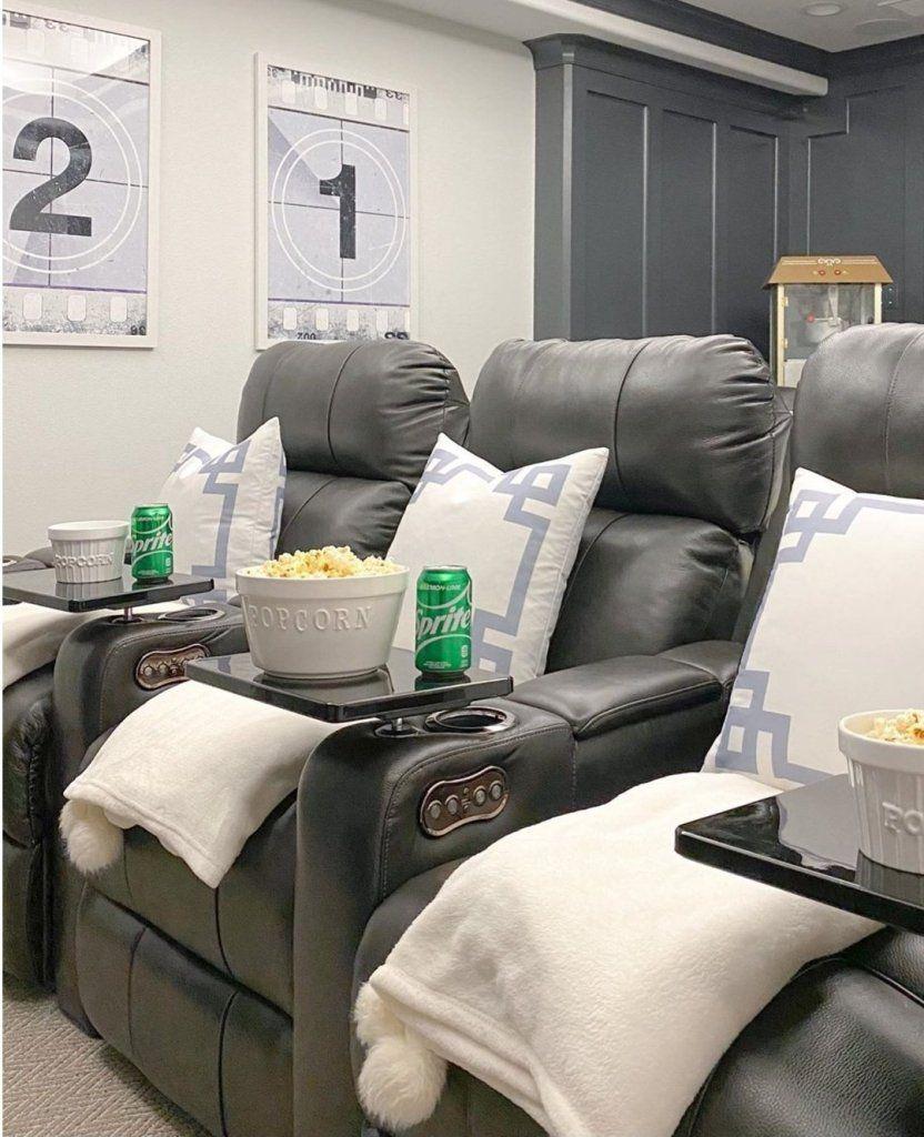 Cinema Room Decor Ideas On Any Budget