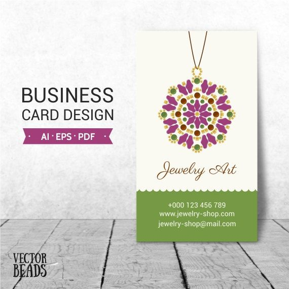 Jewelry Business Card Business Card Design Business Card - Jewelry business card templates