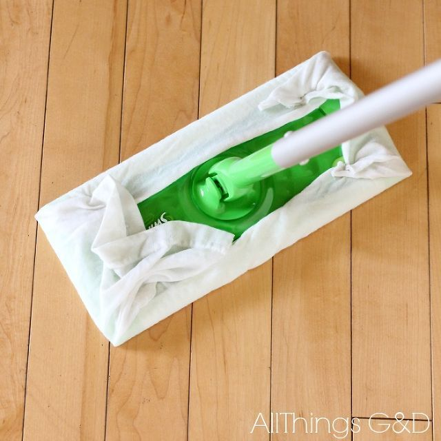 Reusable Swiffer Wet Wipes Made From Old T Shirts Stain Remover Carpet Swiffer Homemade Wipes