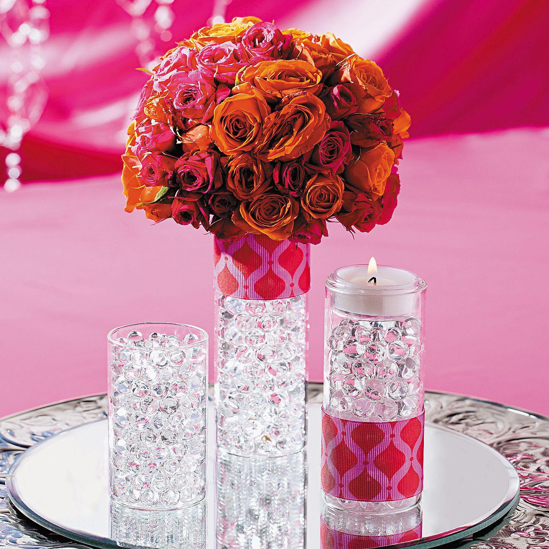 Wedding Floral Centerpieces Ideas: Elegant Floral Centerpiece...