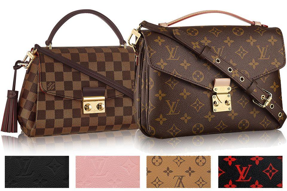 540a374aee5a Louis Vuitton Croisette Bag Versus Pochette Metis Bag