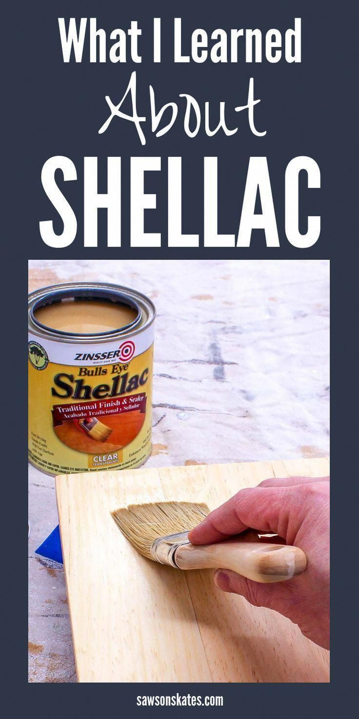 I need to try a shellac finish! I'm always looking for finishing ideas for my woodworking projects. I just found this article loaded with tips about using shellac. I learned that it's natural, comes in different colors and can be used over stains. It's easy to apply, dries quickly and more! Definitely going to try this wood finish! #sawsonskates #DiyWoodworkingWorkbench #OutdoorWoodworkingTools