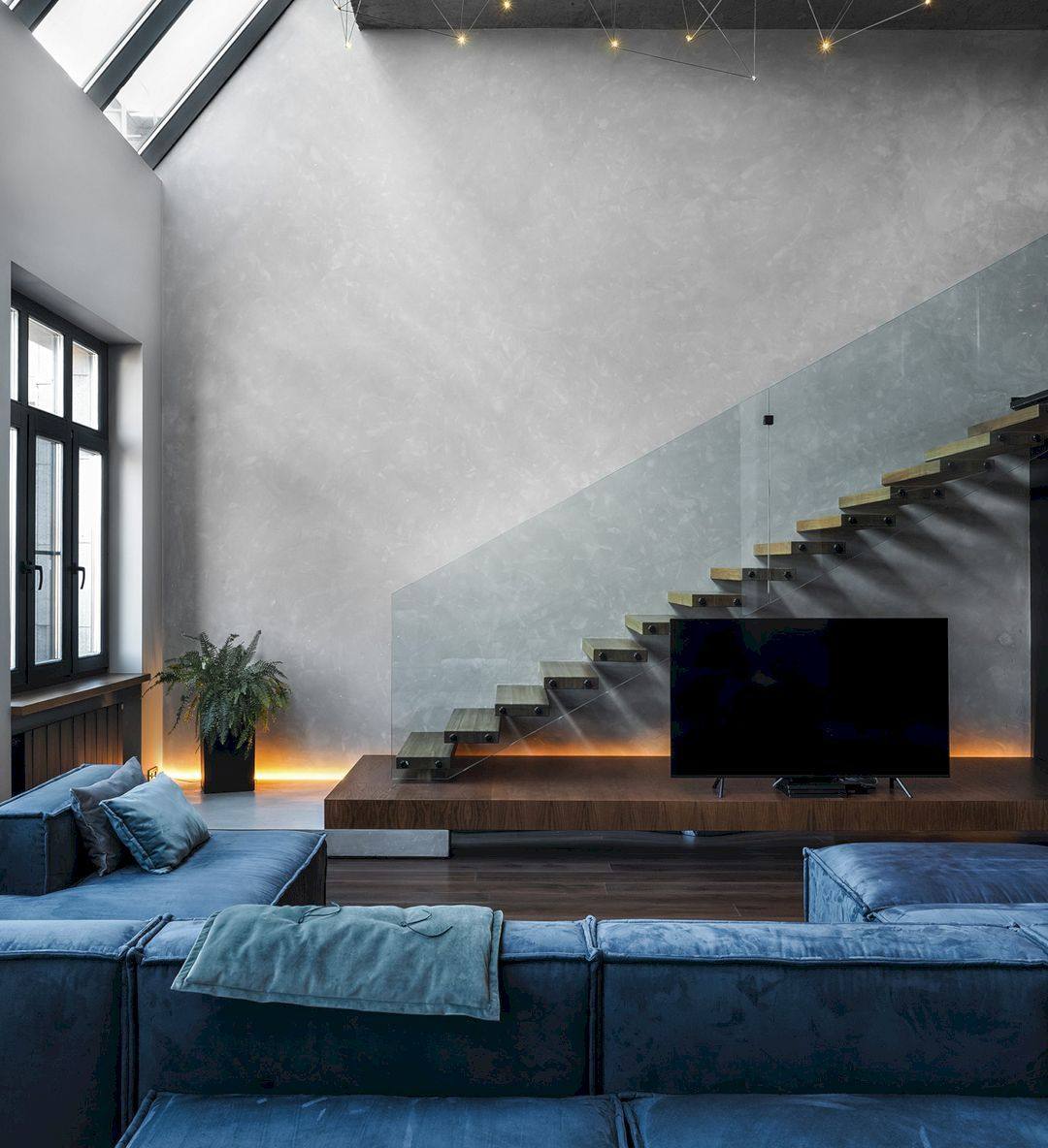 apartment warm atmosphere of modern with elegant interior design also best luxury group images in living room rh pinterest